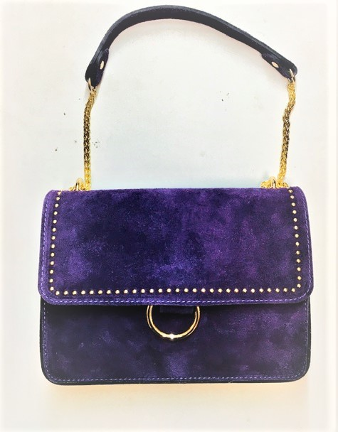 sac violet daim icone-montpellier