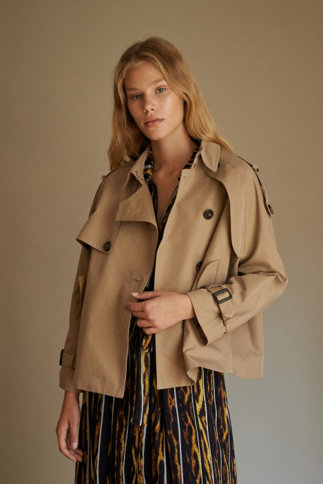 trench trendy belair icone montpellier