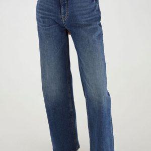 IhNorah-NTI-Flare-Jeans-MediumBlue-ichi-icone-montpellier.